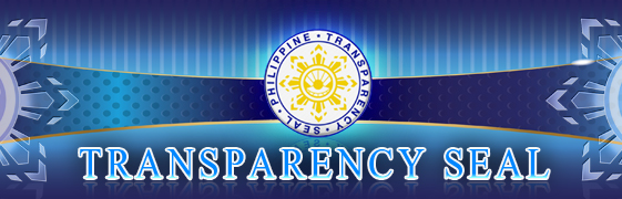 transparency seal banner